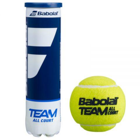 Tenisa bumbiņas Team All Court