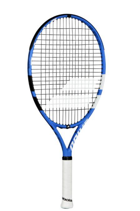 Bernu tenisa rakete Babolat Drive junior 23 blue