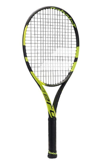 Bernu tenisa rakete Babolat Pure Aero Junior 25