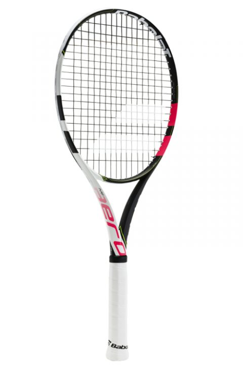 Tenisa rakete Babolat Pure Aero Lite pink