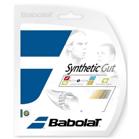 Synthetic Gut Babolat tenisa stigas